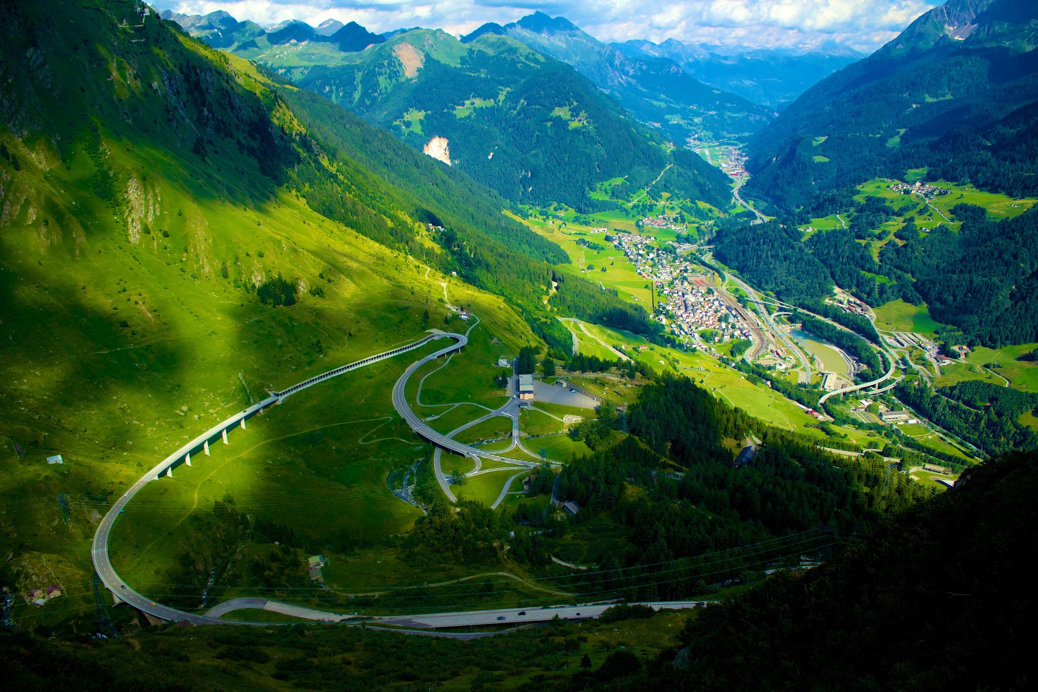 Климат Швейцарии - погода в Швейцарии в разные месяцы, фото